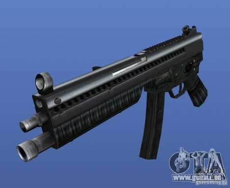 Heckler & Koch MP5 pour GTA 4