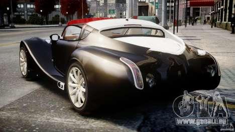 Morgan Aero SS v1.0 pour GTA 4 est un droit