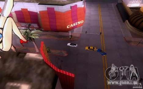 ENBSeries by muSHa v1.5 pour GTA San Andreas cinquième écran