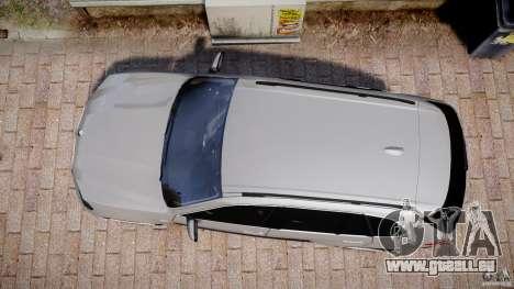 BMW X5 xDrive 4.8i 2009 v1.1 pour GTA 4 est un droit