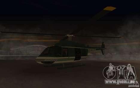 GTA IV Maverick pour GTA San Andreas