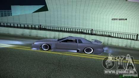 Elegy Skyline pour GTA San Andreas laissé vue
