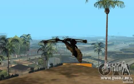 Arbalète pour GTA San Andreas deuxième écran