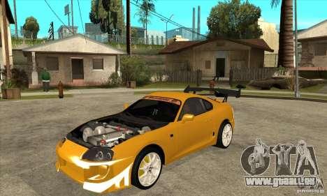 Toyota Supra D1GP für GTA San Andreas