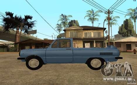 ZAZ 968 M für GTA San Andreas linke Ansicht