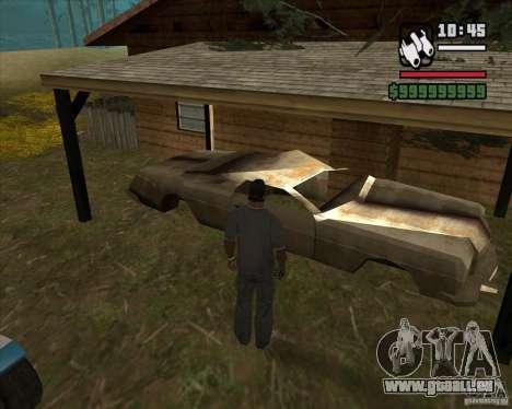 Haus Jäger v3. 0 Final für GTA San Andreas zweiten Screenshot