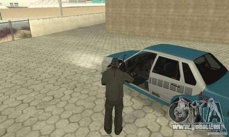 VAZ 21099 PROstreet v. 2 für GTA San Andreas rechten Ansicht