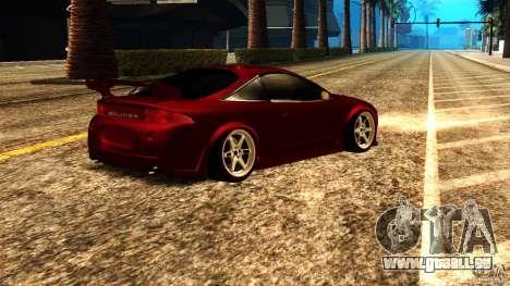 Mitsubishi Eclipse 1998 für GTA San Andreas rechten Ansicht