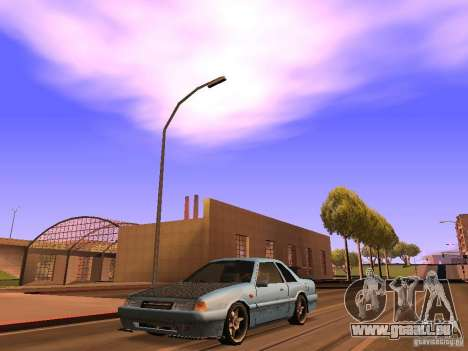 Previon GT pour GTA San Andreas