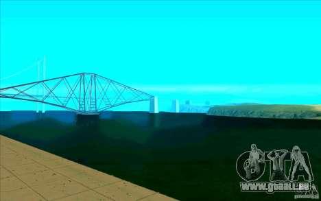 Enbseries qualitative pour GTA San Andreas troisième écran