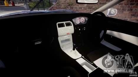 Nissan Silvia S14 [EPM] pour GTA 4 Vue arrière