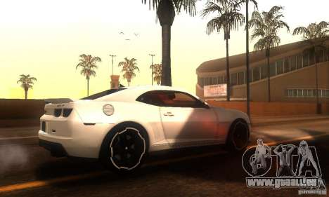 ENB by rybamolot für GTA San Andreas dritten Screenshot