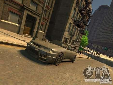 Nissan Skyline GT-R V-Spec (R33) für GTA 4