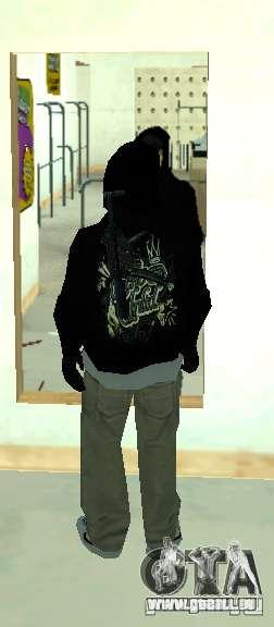 Vagos Gang Skins pour GTA San Andreas cinquième écran