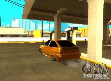 VAZ-2112-Auto Tuning für GTA San Andreas rechten Ansicht