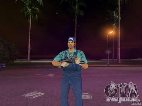 Armes de Pak intérieur pour GTA Vice City cinquième écran
