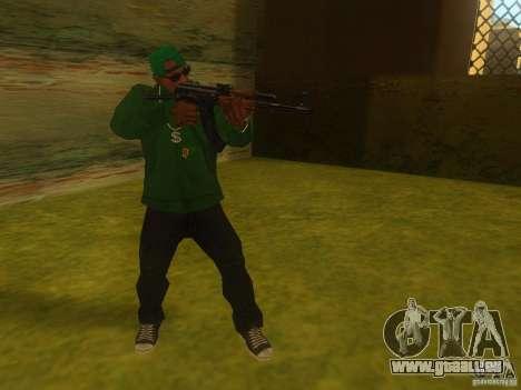 AK-47 für GTA San Andreas