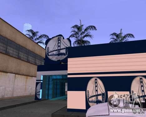 Füllung von Liberty City für GTA San Andreas zweiten Screenshot
