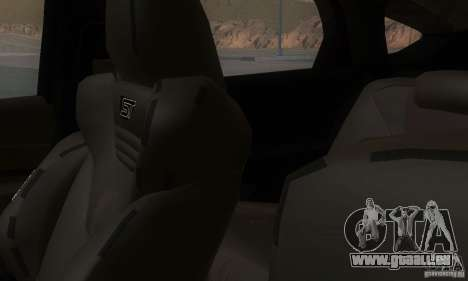 Ford Focus 3 für GTA San Andreas Seitenansicht