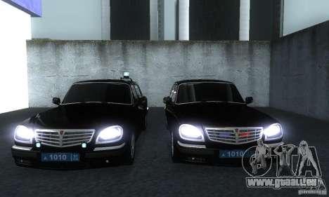 GAZ Volga 31105 Procureur pour GTA San Andreas