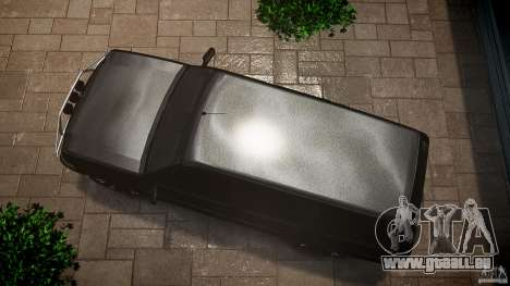Cavalcade FBI car für GTA 4 rechte Ansicht
