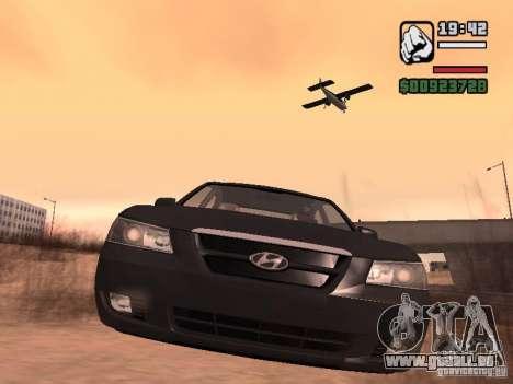 Hyundai Sonata Edit pour GTA San Andreas