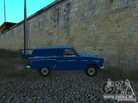 Moskvich 429 für GTA San Andreas linke Ansicht