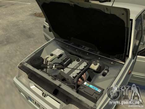 FSO Polonez für GTA 4 rechte Ansicht