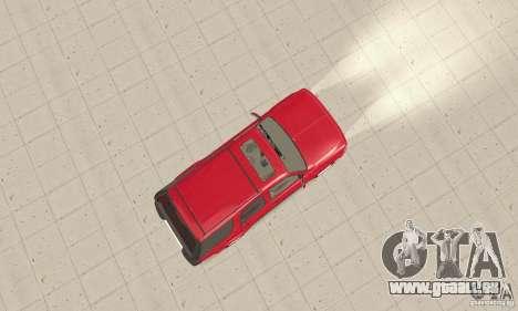Chevrolet Tahoe 1992 pour GTA San Andreas vue de droite