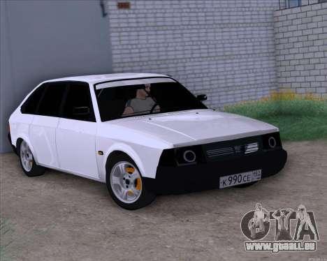 Moskvich 2141 für GTA San Andreas rechten Ansicht