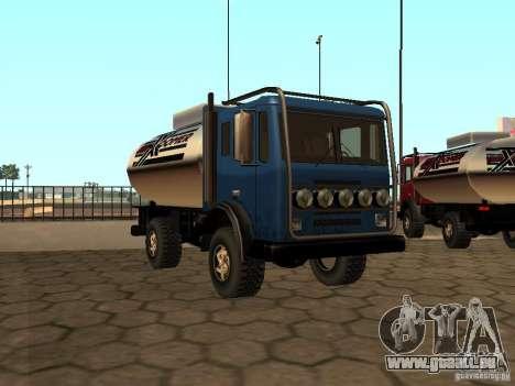 Düne-Tank für GTA San Andreas