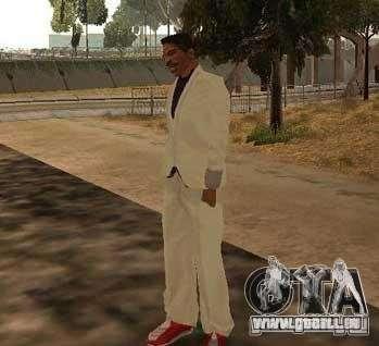 Lance für GTA San Andreas