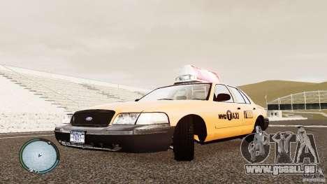 Ford Crown Victoria 2003 NYC Taxi für GTA 4