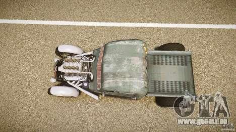 Ford Ratrod 1936 für GTA 4 rechte Ansicht
