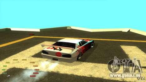 Pack Vinyl für Elegy für GTA San Andreas sechsten Screenshot