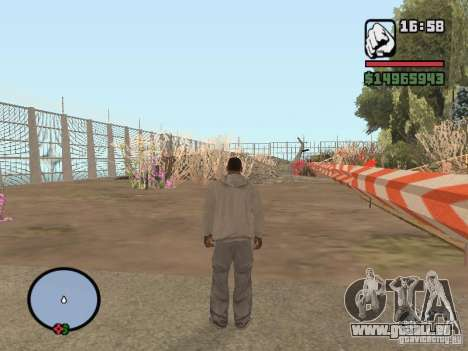 Off-Road Route v2. 0 für GTA San Andreas