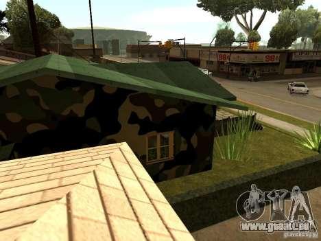 Maison neuve de Denis pour GTA San Andreas quatrième écran