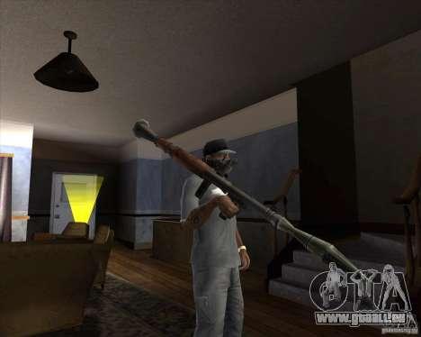 RPG 7 de Battlefield Vietnam pour GTA San Andreas