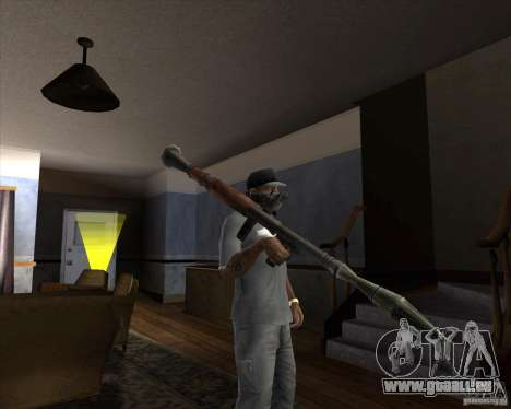 RPG 7 Battlefield Vietnam für GTA San Andreas