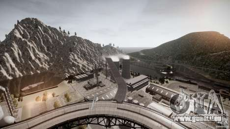 Liberty Green pour GTA 4 sixième écran