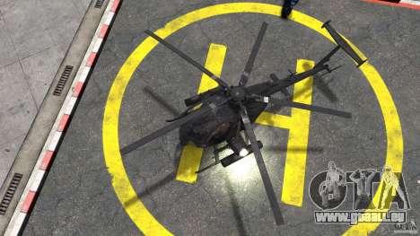 New AH-6 Little Bird pour GTA 4 est un droit