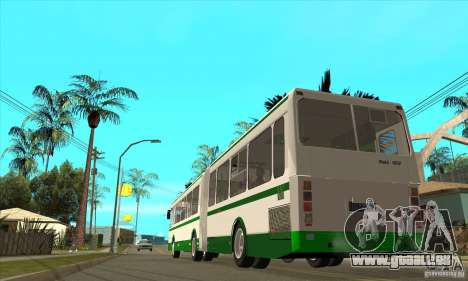Trailer für Liaz 6212 für GTA San Andreas