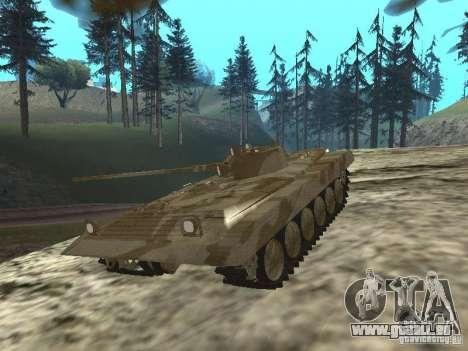 BMP-2 von CGS für GTA San Andreas