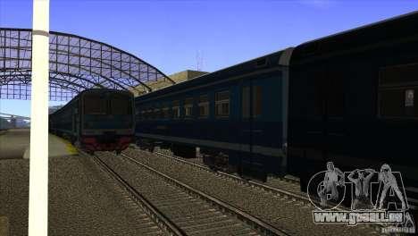 Un nouvel algorithme de train 5 pour GTA San Andreas deuxième écran