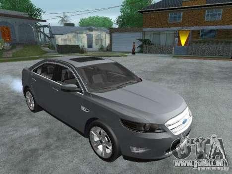 Ford Taurus für GTA San Andreas rechten Ansicht