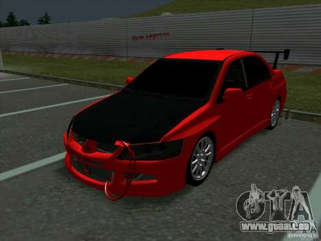 Mitsubishi Lancer Drift für GTA San Andreas