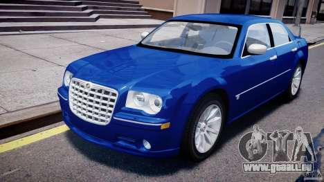 Chrysler 300C SRT8 Tuning pour GTA 4