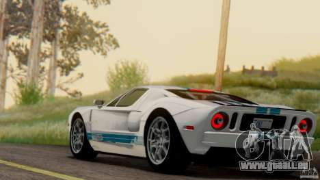 SA Beautiful Realistic Graphics 1.7 BETA pour GTA San Andreas troisième écran
