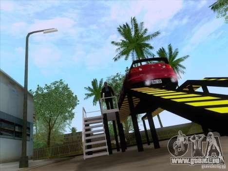 Auto Estokada v1.0 pour GTA San Andreas troisième écran