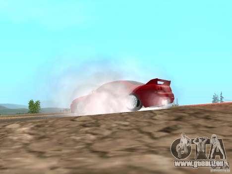 Nouvelle eau de textures et de fumée pour GTA San Andreas cinquième écran